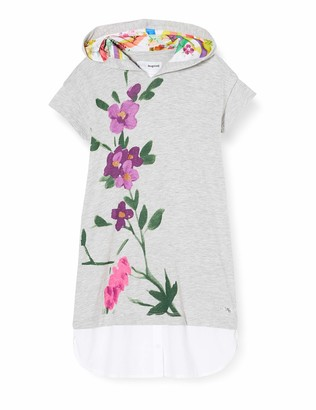 Desigual Girl's Vest_chetumal Dress