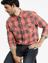 Lucky Brand Western Double Weave Shirt