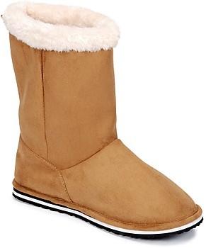 Cool shoe YOSSEM women's Flip flops in Brown