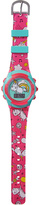 Despicable Me Mint Green & Pink Rotating LCD Watch