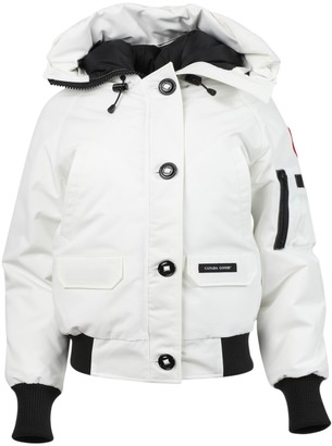 Canada Goose Chilliwack Bomber, Northstar White