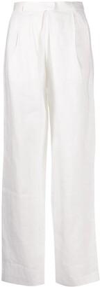 Mara Hoffman High Waisted Trousers