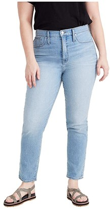 Madewell Classic Straight Jeans in Meadowland Wash (Meadowland Wash) Women's Jeans