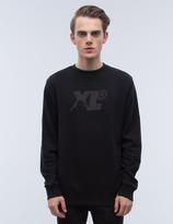 XLarge Gorilla Cameo Crewneck Fleece Sweatshirt