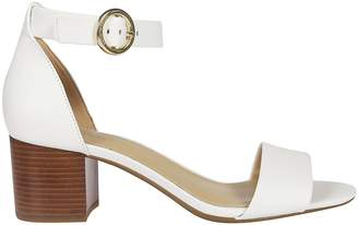 Michael Kors Lena Block Heel Sandals