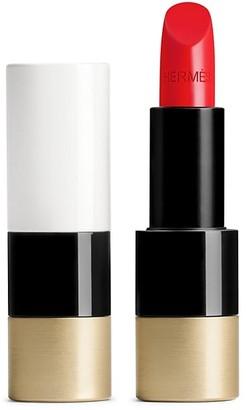 Hermes Rouge Satin Lipstick