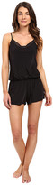 Yummie by Heather Thomson Modern Solutions w/ Lace Trim Hollywood Romper