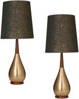Amalfi by Rangoni Nellie Table Lamp (Set of 2)
