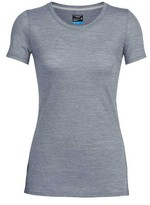 Icebreaker Women's Sphere Short Sleeve Low Crewe Tee
