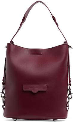 Rebecca Minkoff Items Utility Leather Bucket Bag
