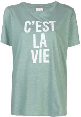 Cinq à Sept C'est la vie T-shirt