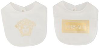 Versace Logo Bibs