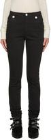 Isabel Marant Black Meryl Jeans