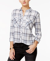 GUESS Diego Plaid Shirt