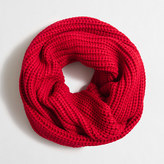 J.Crew Factory Chunky knit infinity scarf
