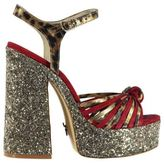 Windsor Smith Womens Roxie Heeled Sandals Summer Casual Platform Open Toe Shoes