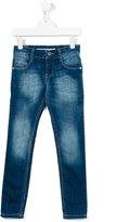 Levi's Kids - 711 skinny jeans - kids - Cotton/Polyester/Spandex/Elastane - 4 yrs
