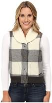 Woolrich Giant Buffalo Wool Vest