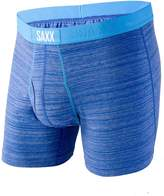 Saxx Mens Ultra Tri-Blend Fly Performance Boxers Underwear