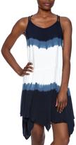 Paper Crane Tie Dye Dress