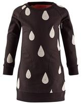 Munster Black Droplet Print Dress