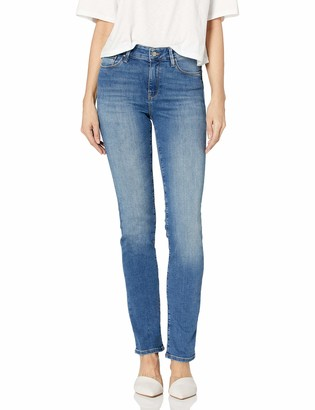 Mavi Jeans Women's Kendra High Rise Straight Leg