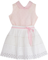 Barcarola Pink & White Outfit