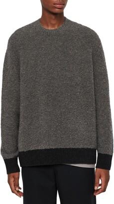 AllSaints Tremett Boucle Sweater