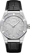 JBW Men's J6350A Apollo 0.10 ctw Stainless Steel Diamond Watch