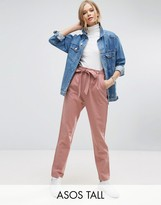 Women's Tall Linen Pants - ShopStyle