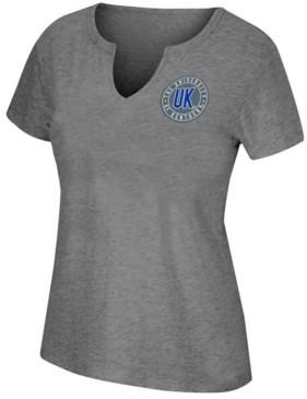 Top of the World Women's Kentucky Wildcats Notch Neck T-Shirt