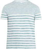 Orlebar Brown Sammy striped cotton T-shirt