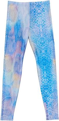 Terez Girl's Printed Leggings, Size 7-16