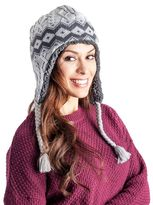 Muk Luks Women's Cable-Knit Trapper Hat