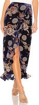 House Of Harlow x REVOLVE Ferris Maxi Skirt