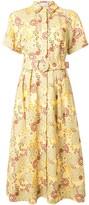 Rebecca Vallance Sahara midi dress