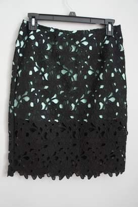 Umgee USA Lace Pencil Skirt