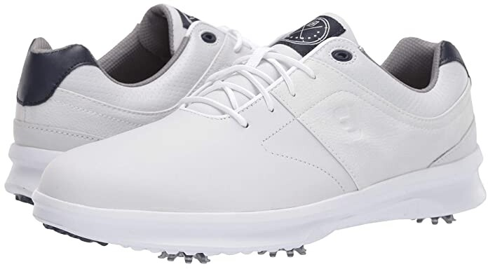 Foot Joy Footjoy Contour Series White Men S Golf Shoes Shopstyle