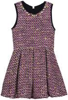 Juicy Couture Pom Pom Tweed Dress for Girls