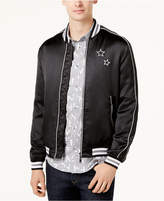 Armani Exchange Men's Lightning Stretch Bomber, Created for Macy's