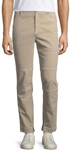 ATM Anthony Thomas Melillo Garment-Wash Corduroy Utility Pants