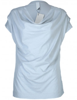 Format TJEK Grey Cotton Hemp Jersey Shirt - S - Grey