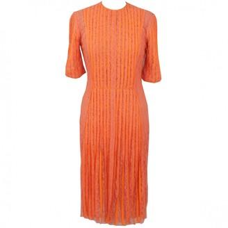Christopher Kane Orange Lace Dress for Women