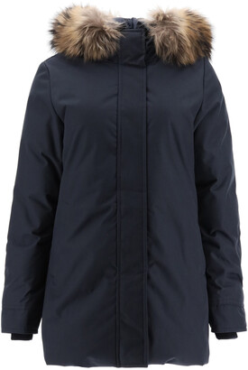 Pyrenex BORDEAUX WATER-REPELLENT PARKA T3 Blue Technical