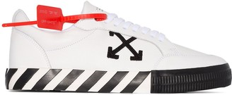 Off-White Off White Vulcanized low-top platform sneakers