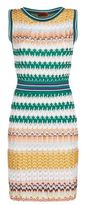 Missoni Lace Pleat Knit Dress