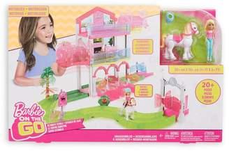Barbie On The Go Doll Set