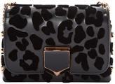 Jimmy Choo Lockett leather crossbody bag