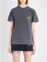 Stussy Classic roots cotton T-shirt