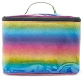 Forever 21 Rainbow Glitter Makeup Bag